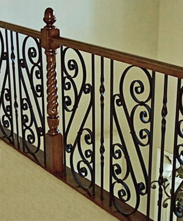 Tuscany Balcony Railing